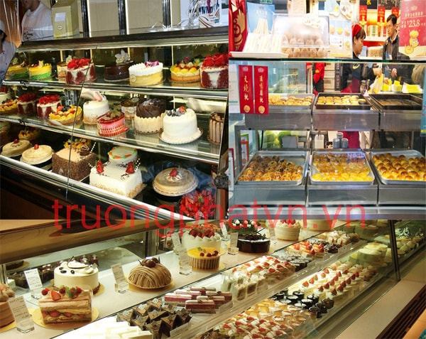 Đánh giá đúng hiệu quả mà tủ trưng bày bánh giá rẻ mang lại