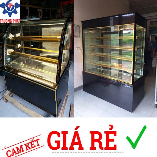 5 chiêu cực hay để mua tủ trưng bày bánh giá rẻ tại Hà Nội