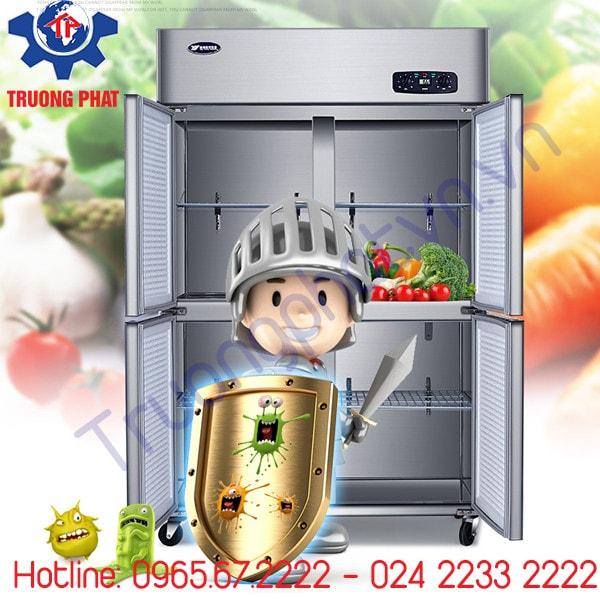 3 chi tiết quan trọng nhất của tủ bảo ôn thực phẩm