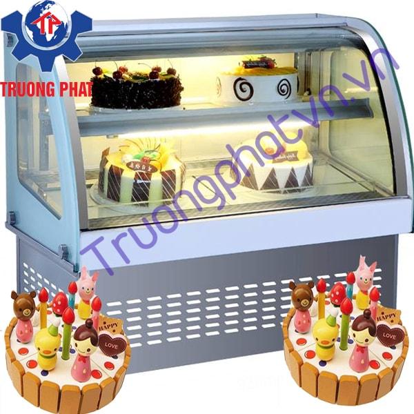Tủ trưng bày bánh kem loại nhỏ tiết kiệm chi phí tối đa