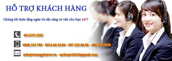Hotline Trường Phát