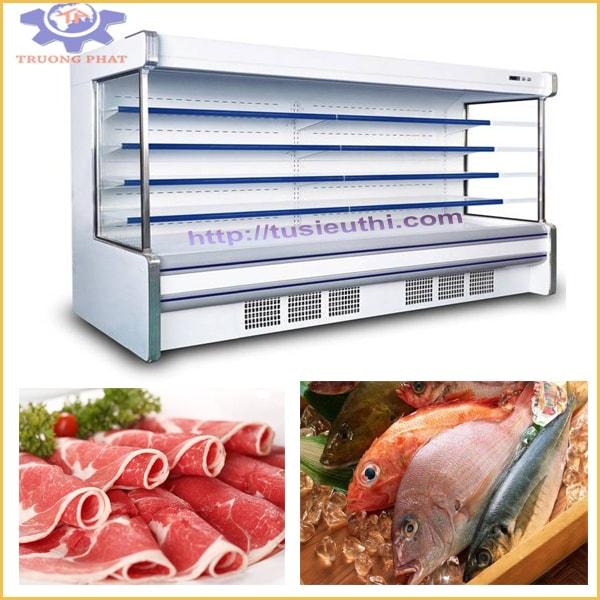 Kinh nghiệm bảo quản thịt cá tươi sống