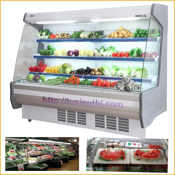 Kinh nghiệm hay khi dùng tủ bảo quản thực phẩm cho siêu thị