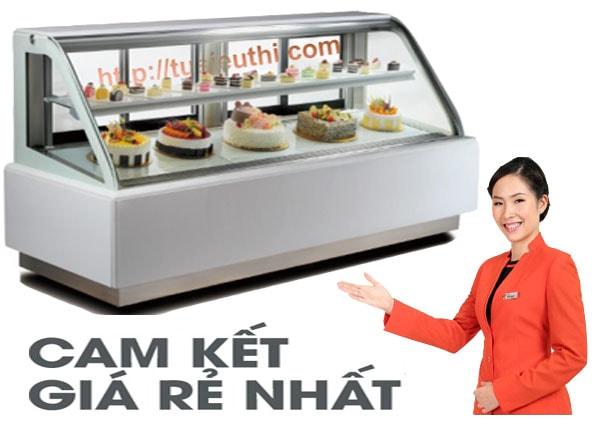 Hà Nội: Ở đâu bán tủ trưng bày bánh kem giá rẻ, chất lượng?