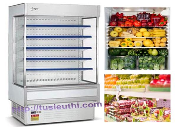 Lưu ý giúp hoa quả tươi lâu khi đặt trong tủ mát