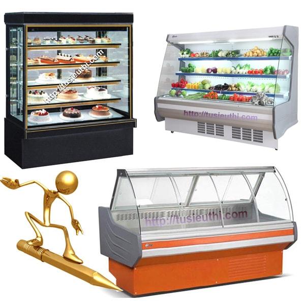Ở đâu thiết kế tủ mát siêu thị theo yêu cầu?