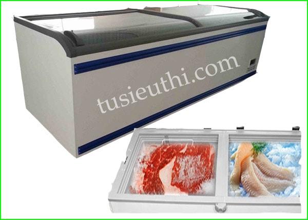 Chất liệu của tủ đông lạnh thực phẩm