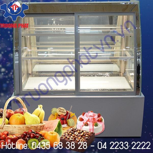 Nhiệt độ tiêu chuẩn cần duy trì khi dùng tủ trưng bày bánh kem