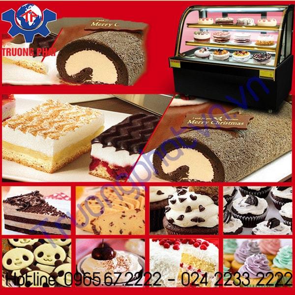 Khắc phục lỗi: Tủ trưng bày bánh kem giá rẻ kém mát