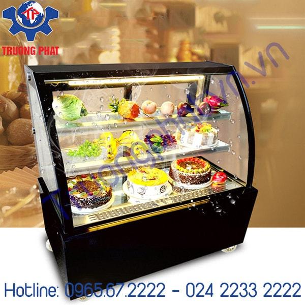 Sai lầm thường gặp khiến tủ trưng bày bánh kem ngốn điện