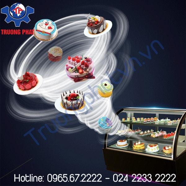 Tủ trưng bày bánh kem mini giá rẻ