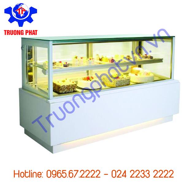 Tủ bảo quản bánh ngọt kính đứng