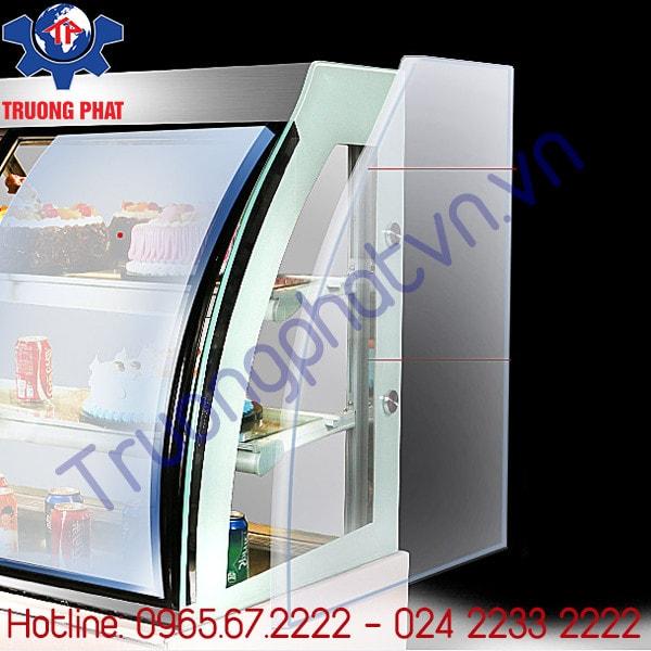 Tủ mát trưng bày bánh bảo quản được bánh kem trong 15 ngày