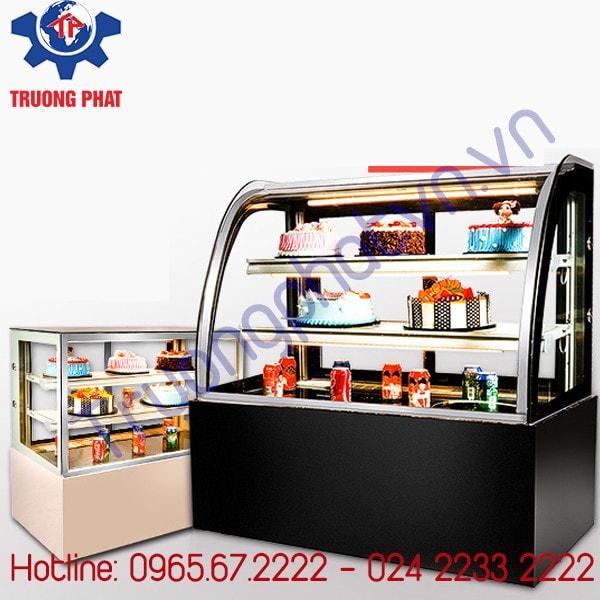 Lưu ý khi bảo quản bánh kem trong tủ mát trưng bày bánh