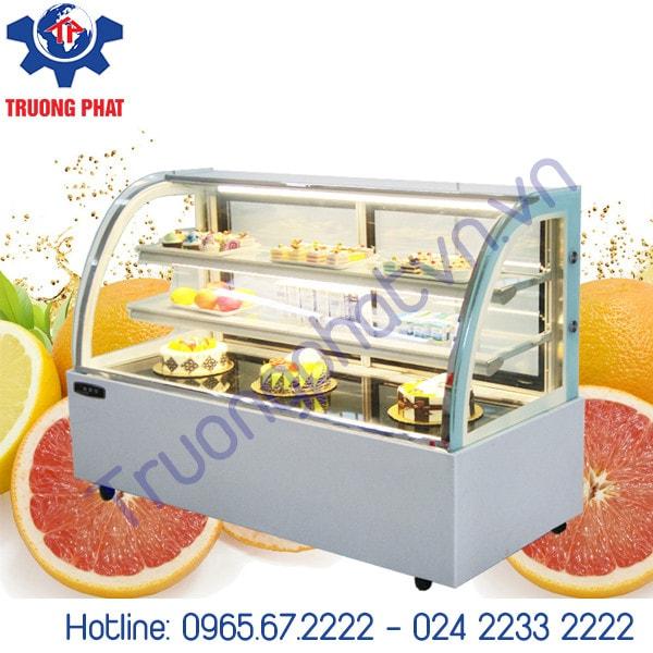 Tủ tạo ra một không gian thực sự chuyên nghiệp để bảo quản bánh kem