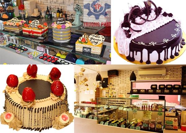 Tủ trưng bày bánh kem mini giá rẻ- lựa chọn cực tiết kiệm
