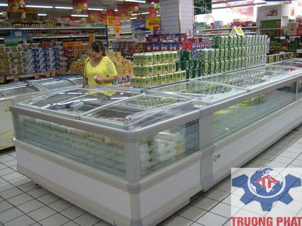 Chọn tủ đông siêu thị có khả năng tiết kiệm điện