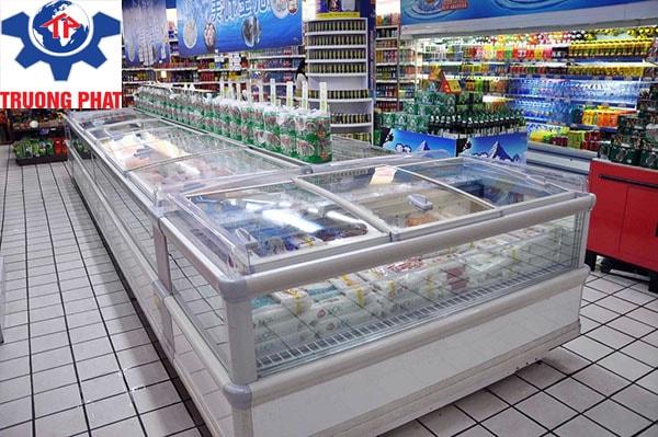 Kinh nghiệm hay khi lựa chọn tủ đông siêu thị