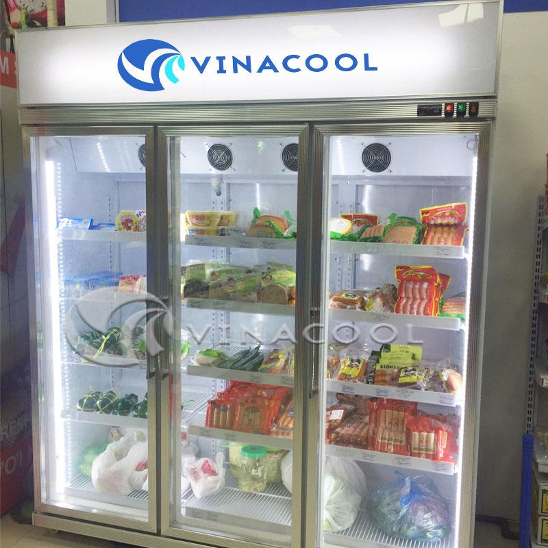 bán tủ lạnh trưng bày nước ngọt giá rẻ