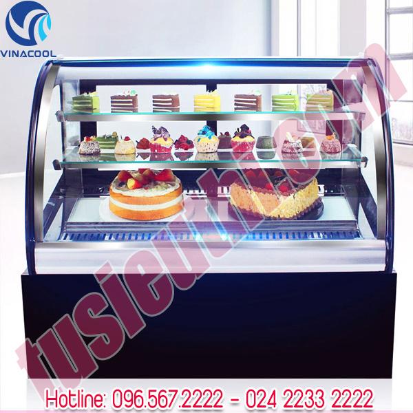 Bí quyết dùng tủ mát bảo quản bánh kem giúp bánh tươi ngon
