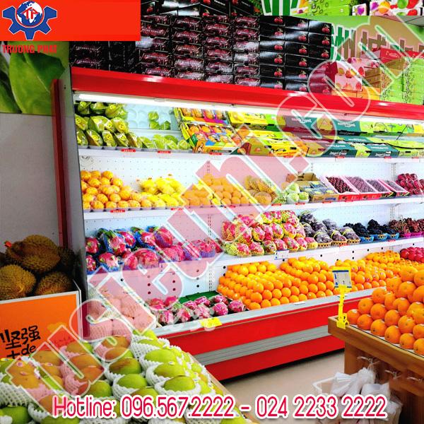 Những điều cần biết về giá tiền của tủ bảo quản thực phẩm