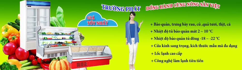 Trường Phát đồng hành cùng nông sản Việt
