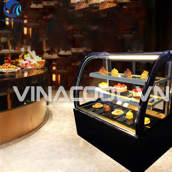 Khi nào thì nên mua tủ trưng bày bánh ngọt loại nhỏ