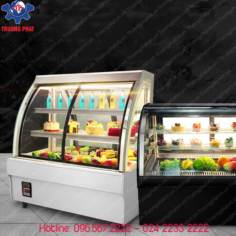 Thay đổi nhiệt độ của tủ trưng bày bánh sinh nhật còn phụ thuộc vào nhiều yếu tố