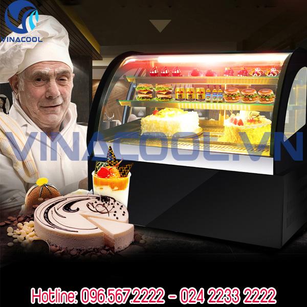 7 điểm nhận biết một chiếc tủ trưng bày bánh mini để bàn tốt nhất!