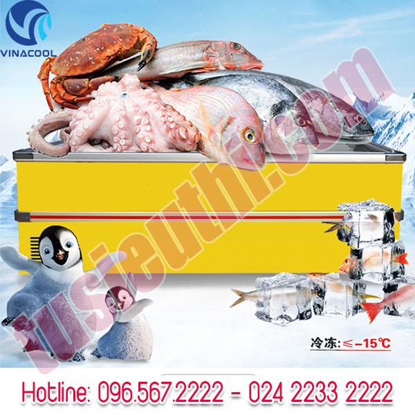 Những sai lầm cần tránh khi sử dụng tủ đông lạnh trưng bày thịt cá