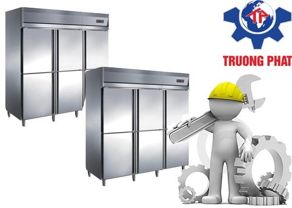 Quạt dàn lạnh của tủ bảo ôn giá rẻ bị hỏng, khắc phục thế nào?