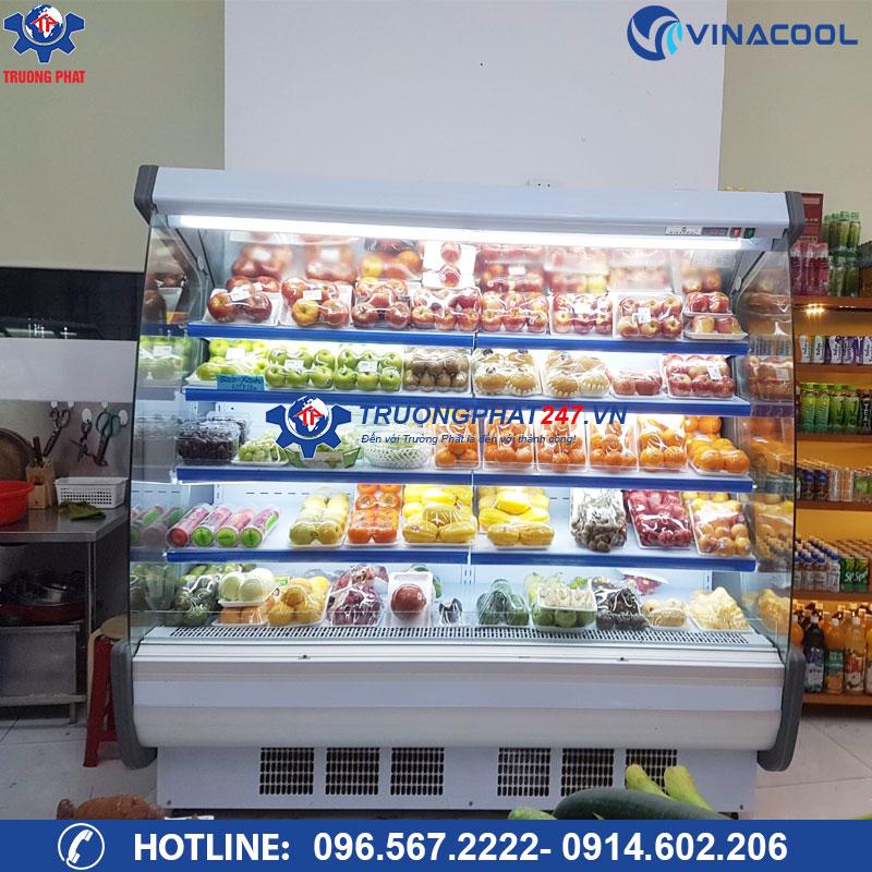 Mua tủ bảo quản hoa quả tphcm ở đâu giá rẻ nhất